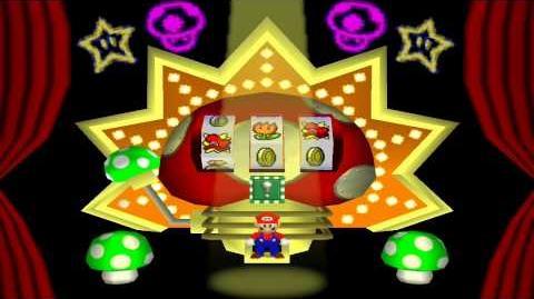 Mario Party 1 Mini Games - Slot Machine