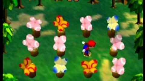 Mario Party- 1 Player Minigame - Ground-Pound