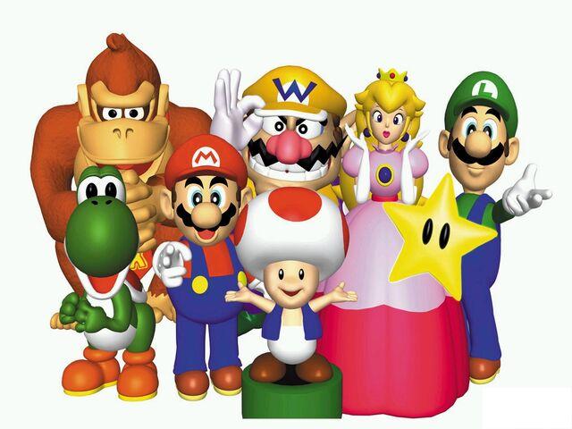 File:Mario Party Cast.jpg