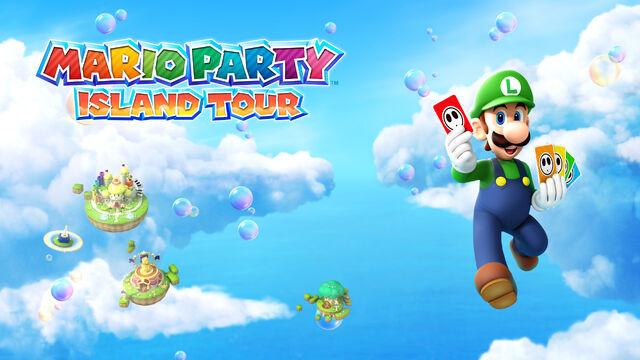 File:Mario Party Island Tour 1920x1080 Luigi.jpg