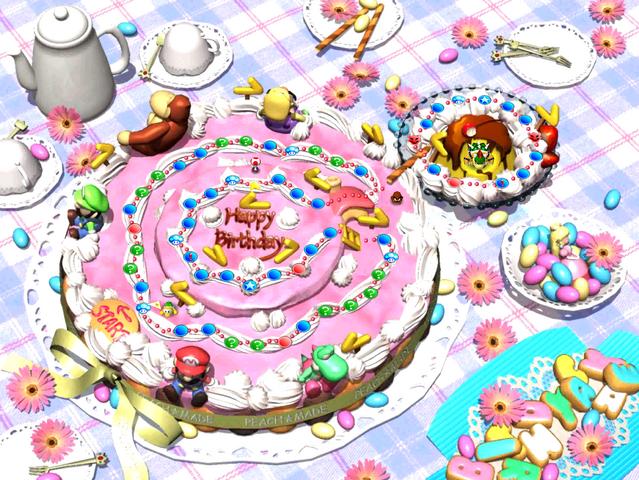 File:Peach's Birthday Cake.png