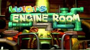 Luigi's Engine Room Logo