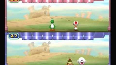 Mario Party 6 - Mole-it!