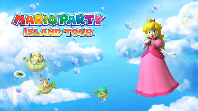 File:Mario Party Island Tour 2560x1440 Peach.jpg