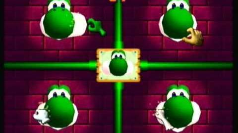 Mario Party 2 - Face Lift