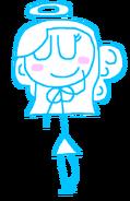 Talia being cute