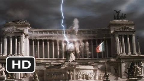The Core (4 9) Movie CLIP - Rome Destroyed (2003) HD