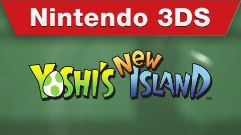 Yoshi's New Island Trailer