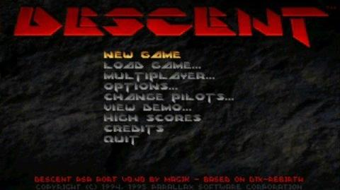 Descent OST - Level 8 (Mars)