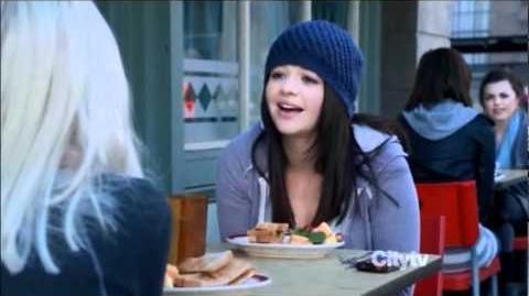 "Happy Endings ""Ribs & Italian"" Clip (S01E05) Penny & Alex"