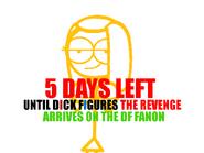 5 DAYS LEFT UNTIL DFTR