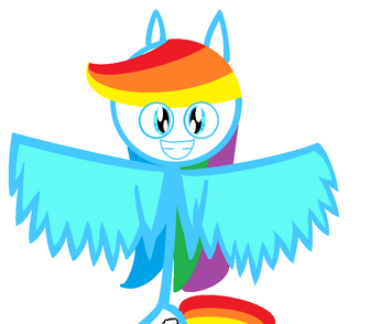 Raindow Dash