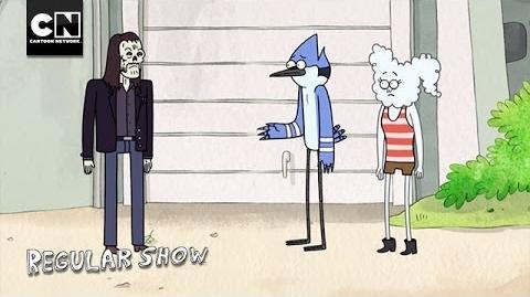 Play Date Regular Show Cartoon Network