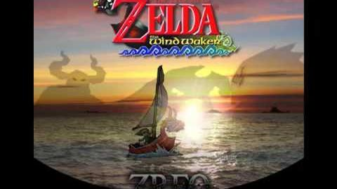 ZREO The Wind Waker - Outset Island