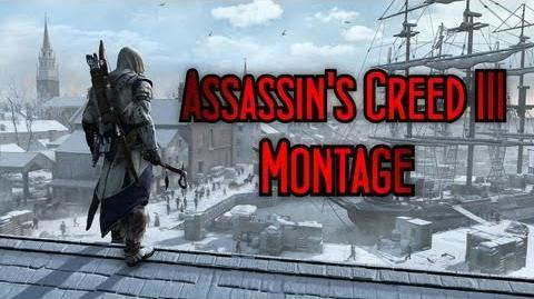 """Assassin's Creed III Montage """"Freedom""""-0"""