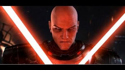 Star Wars The Old Republic - Intro Cinematic
