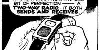 2-Way Wrist Radio