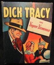 Dick Tracy and Yogee Yamma