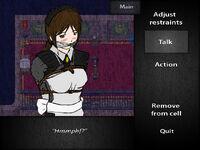 Damsel Interaction menu concept