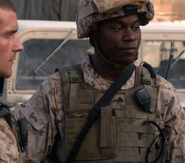 DHS- Bokeem Woodbine in Jarhead 2 - Field of Fire
