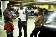 DHS- Vondie Curtis Hall on-set directing Waist Deep (2006)