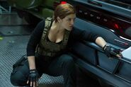 DHS- Gina Carano in Fast and Furious 6