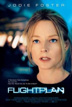 Flightplan theatrical poster