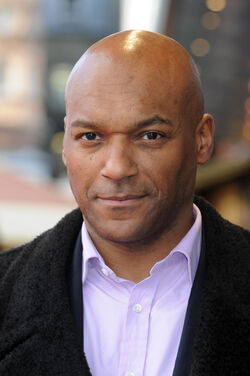 DHS- Colin Salmon