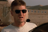 DHS- Sean Miller (played by Sean Bean in Tom Clancy Jack Ryan adaptation Patriot Games)