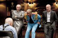 DHS- John Malkovich, Morgan Freeman and Bruce Willis in RED (2010)