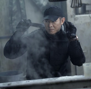 DHS- Jet Li in Expendables 2