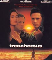 DHS- Treacherous movie poster