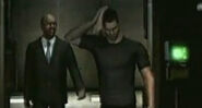 DHS- Dennis Haysbert and Michael Ironside in Splinter Cell Pandora Tomorrow