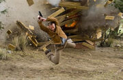 Kiefer sutherland 24 Redemption as Jack Bauer