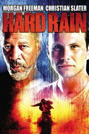DHS- Hard Rain (1998) movie poster