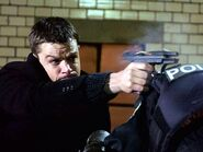 DHS- Matt Damon in The Bourne Supremacy