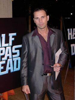 DHS- actor Joe Cook (Half Past Dead, Executive Decision)