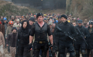 DHS- Expendables 2 shot