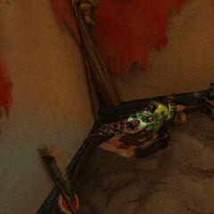 Ogramash versorgt die Wunden s eines Mitglieds...