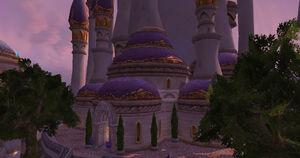 Violette Zitadelle