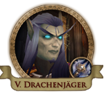 Vako Drachenjäger, Blutelf, Todesritter