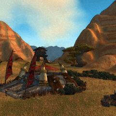 Ein verlassener Bunker der Horde war ein guter und sicherer Rastplatz für den Clan.