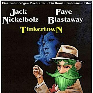 Ein Gnomeregan Filmplakat (noch im Bereich der Fiktion)