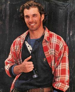 DH4 stuntman Matt McColm