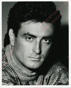 Die Hard actor Lorzeno Caccialanza