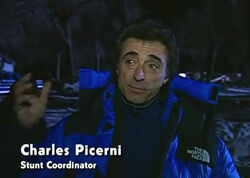 Die Hard 2- Stunts- Breaking the Ice 2001 DVD special feature- Chuck Picerni stunt coordinator