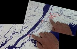 New York City Water Tunnel No. 3 Map