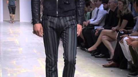 Diesel Black Gold - SS13 Menswear Milano