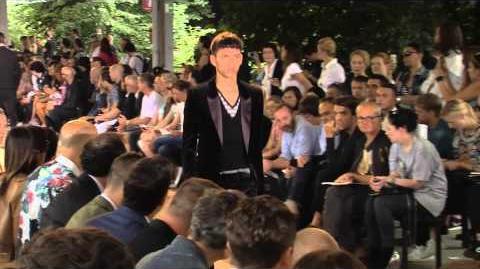 Diesel Black Gold SS15 Menswear Show - Milano Fashion Week