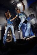 FW09-Diesel jeans rain